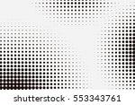 abstract creative concept... | Shutterstock .eps vector #553343761
