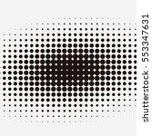 abstract creative concept... | Shutterstock .eps vector #553347631