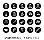 medical icons | Shutterstock .eps vector #553414411