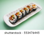Gimbap  Kimbap  Is A Korean...