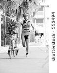triathlon | Shutterstock . vector #553494