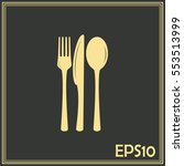 vector illustration sign with... | Shutterstock .eps vector #553513999
