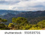 Cyprus Troodos Mountains