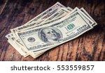 Close Up American Dollar...
