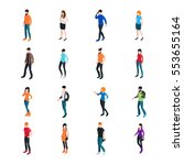 modern society template with... | Shutterstock .eps vector #553655164
