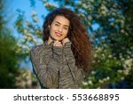 Attractive Young Woman With...