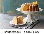 Homemade Lemon Bundt Cake With...