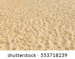 background and texture of  sand ... | Shutterstock . vector #553718239