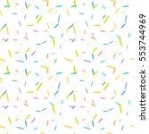 vector abstract hipster... | Shutterstock .eps vector #553744969