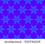 geometric shape abstract vector ... | Shutterstock .eps vector #553746529