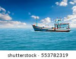 Fishing Boats Are...