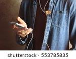 usage example of... | Shutterstock . vector #553785835