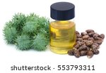 Castor Oil With Dry And Green...