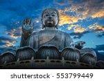 Big Buddha Statue High Mountai...
