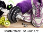 fitness equipment and healthy