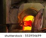 Murano Italy Glass Blowing...