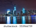 Hudson River And Night...