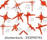 card vector illustration on... | Shutterstock .eps vector #553990741