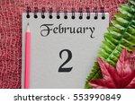 February 2 Date Start  Vintage...