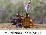 Lavender Essential Oil Drop....