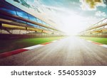 view of the infinity empty... | Shutterstock . vector #554053039