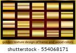 gold metal texture background... | Shutterstock .eps vector #554068171