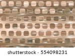 bright abstract mosaic vintage... | Shutterstock . vector #554098231