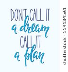 travel life style inspiration... | Shutterstock .eps vector #554134561