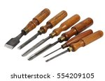 Set Of Wood Chisel For Carving...