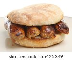 Sausage Muffin.