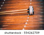 thai instrument | Shutterstock . vector #554262709