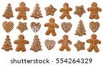 Set Of Christmas Homemade...