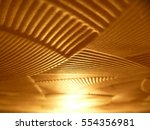 Small photo of Brown beautiful abstract background with bright light adown