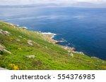 beautiful landscape view of... | Shutterstock . vector #554376985