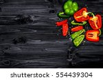 Fresh Vegetables  Red And Gree...