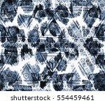 ethnic design. striped... | Shutterstock . vector #554459461