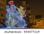 russia  saint petersburg  ... | Shutterstock . vector #554477119