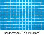 texture of fine little ceramic... | Shutterstock . vector #554481025