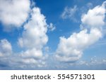 sky clouds | Shutterstock . vector #554571301