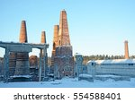 Abandoned Brick Factory In...