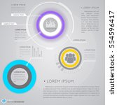 infographics with business...