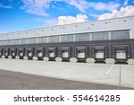 Loading Dock Cargo Doors At Bi...