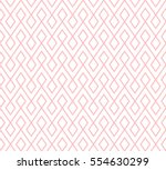 abstract zigzag and rhombus... | Shutterstock .eps vector #554630299