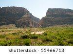 Santa Elena Canyon Cliffs