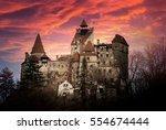 bran castle  transylvania ...