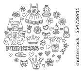 My Little Princess Hand Drawn...