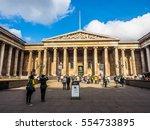 london  uk   september 28  2015 ... | Shutterstock . vector #554733895