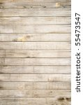 close up of gray wooden fence... | Shutterstock . vector #55473547