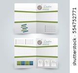 abstract flyer design... | Shutterstock .eps vector #554752771
