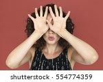 studio people shoot portrait... | Shutterstock . vector #554774359